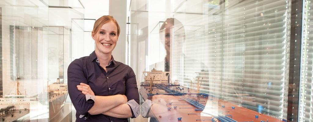 Dr. Julia Bendul, Professor of Network Optimization in Production and Logistics