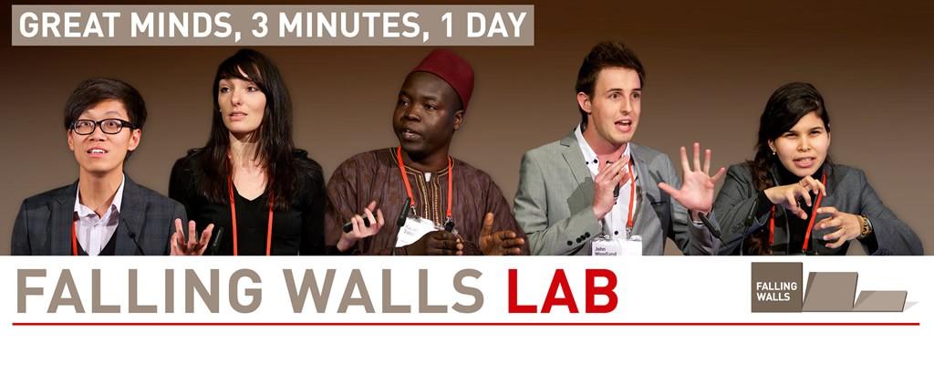 Falling Walls Lab Bremen 2015
