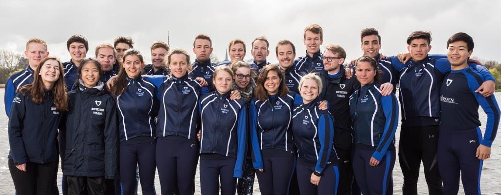Jacobs Rowing Team Hanse Boat Race Hamburg 2016