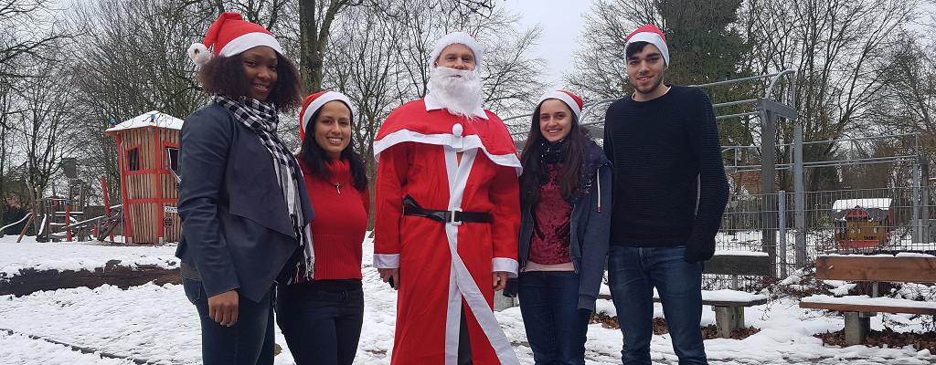 "Thank you, Santas! Big success for ""Make a Wish"" campaign"