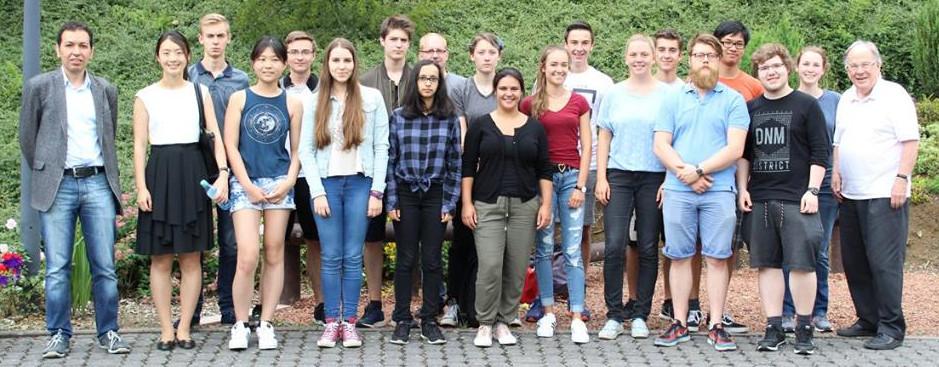 MINT-EC Workshop about Mathematics of Chance
