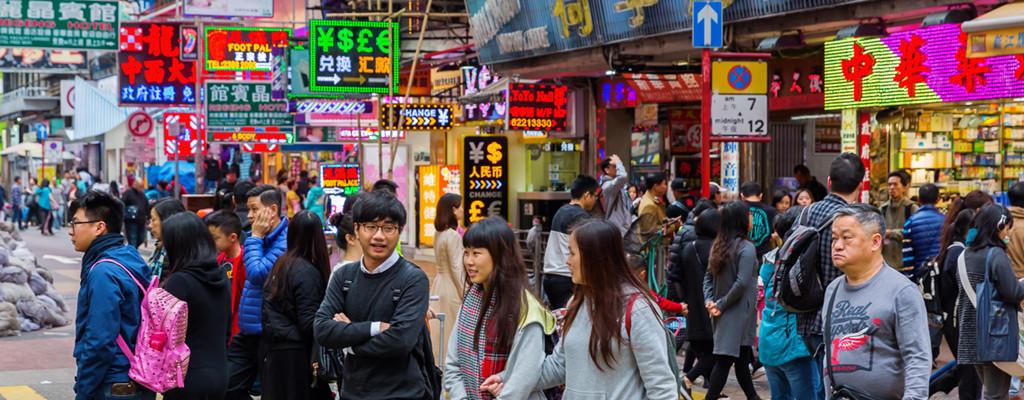 Was asiatische Gesellschaften zusammenhält