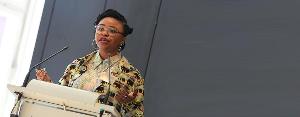UK-based feminist blogger Siana Bangura