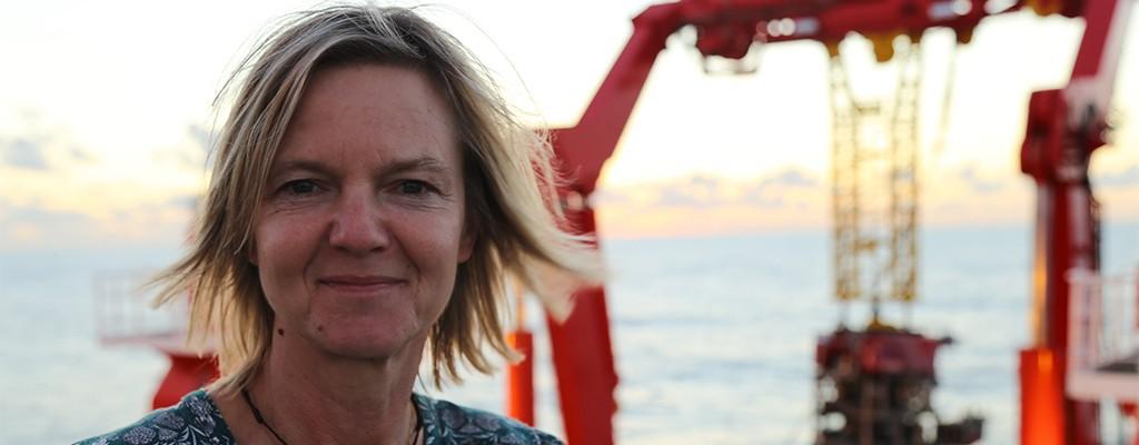 Professor Andrea Koschinsky of Jacobs University