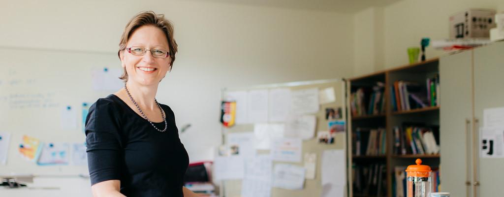 Dr. Sonia Lippke, Professorin für Gesundheitspsychologie an der Jacobs University