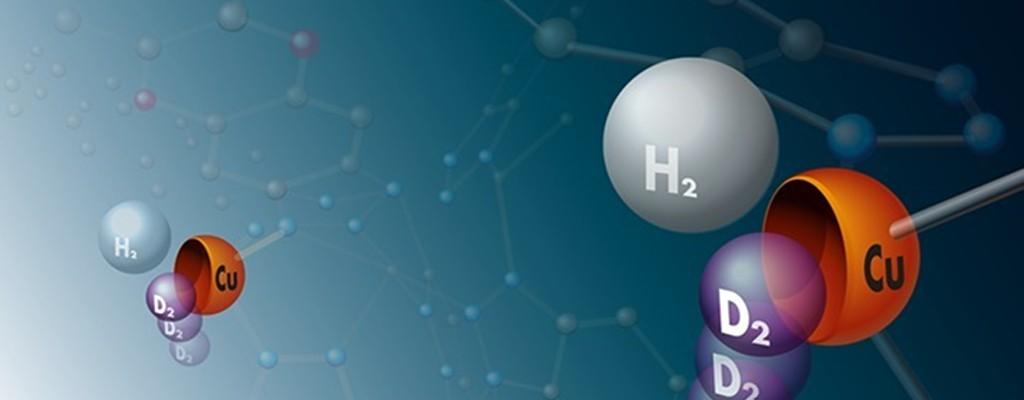 Ein Filter für schweren Wasserstoff